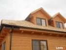 Drewniane elewacje i dachy z wióra osikowego, gont, wiór - 2