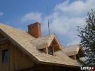 Impregnowane dachy z wióra osikowego, gont osikowy, wiór - 4