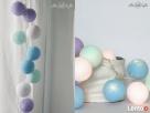 NAJWIĘKSZE świecące zestawy kul Cotton Ball Lights LED - 1