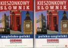 Dwa kieszonkowe słowniki pol-ang i ang-pol + gratis Piekary Śląskie