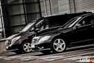 Mercedes S & V Class VIP Krakow - 1