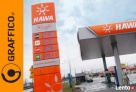 Pyon cenowy, reklamy dla stacji paliw, reklama świetlna - 8