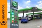 Pyon cenowy, reklamy dla stacji paliw, reklama świetlna - 3
