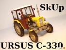 Ciągniki rolnicze - SKUP ZA GOTÓWKĘ - traktory URSUS C330 Kielce