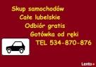 Stare samochody - stare auta skupujemy za GOTÓWKĘ! Lublin Lublin