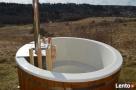 Gorąca beczka, balia kąpielowa, basen, spa, piec wewnętrzny - 5