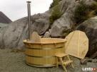 Bania, balia kąpielowa, spa, basen, piec wewnętrzny - 2