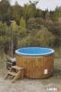 Gorąca beczka, balia kąpielowa, basen, spa, piec zewnętrzny Nowy Targ