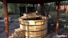 Gorące beczki banie ruskie Hot Tub jacuzzi LED - 1