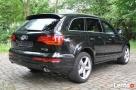 Przewóz osób Audi Q7 z kierowcą. Transfery Vip TAXI. - 2