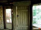 Drzwi drewniane - stylowe, rustykalne, rzeźbione - 3