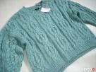 H&M Luźny Sweter NOWY SPlot Grubszy CUDO L XL 42 Nowy Sącz
