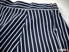 H&M spódnica NOWA Granat Jersey Paseczki HIT 40 L 42 XL - 8