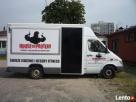 Przebudowy i adaptacje samochodów na gastro - Food Truck