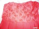 AMISU sukienka Kwiatki impreza wesele NOWA 40 L - 4