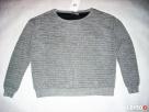 RESERVED bluza sweter pikowany NOWA L XL luźna Nowy Sącz
