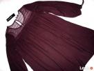 C&A luźna sukienka KORONKA marszczenia NOWA L - 4