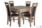 NOWOŚĆ!! Piękny zestaw Fibi stół + 4 krzesła PRODUCENT Jelcz Laskowice