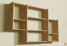 Półki wiszące Detalion na ścianę książki cd półka wisząca - 4