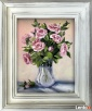 obraz olejny róże 27 x 32 Limanowa