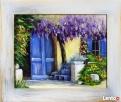 obraz olejny 30 x 35 Limanowa