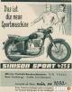 Podręcznik napraw Awo 425 Sport Simson Turist Avo - 1