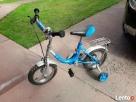 Rower dziecięcy + kask, bardzo dobry stan, prawie nieużywany - 1
