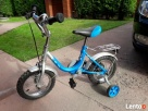 Rower dziecięcy + kask, bardzo dobry stan, prawie nieużywany - 2