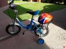 Rower dziecięcy + kask, bardzo dobry stan, prawie nieużywany - 3