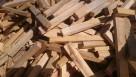 Drewno opałowe świerk do rozpałki worki hurt - 3