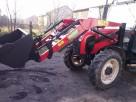 ZETOR 5340 i inne Ładowacz TUR euroramka 1100 kg - 3