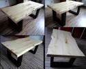 stolik stół kawowy ława NA WYMIAR z drewna drewniany - 3