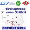 kurs UDT operatora podestów ruchomych IP IIP, suwnic IIS IS