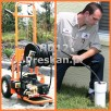 Wuko ciśnieniowego czyszczenia kanalizacji HD12 PRESKAN - 1