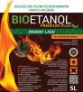 Biopaliwo Bioetanol Paliwo Do Biokominków Aromat Róży 5l - 4