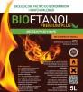 Biopaliwo Bioetanol Paliwo Do Biokominków 5l Bezzapachowe - 2