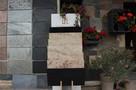 Płytki kamienne granitowe podłogowe jasne Ivory Brown - 2