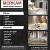 MERKAM-Granit, Marmur, Konglomerat, blaty kuchenne, schody - 1
