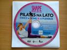Ćwiczenia odchudzające DVD SHAPE Pilates na lato ćwicz wdomu - 3