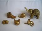 Mosiądz Figurki z mosiądzu Bucik - 5