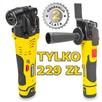 Akumulatorowe narzędzie wielofunkcyjne 12V (Szlifierka)