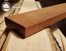 Tarcica egzotyczna MERBAU 45mm wysyłka drewno deski - 1