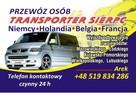 Przewóz osób, Staroźreby,Bus do Niemiec, Holandii,