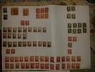 Znaczki pocztowe z Bierutem różne. Prawie 100 szt - 1