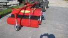 Zamiatarka z koszem 600/1500 do wózka widłowego, ładowarki - 3