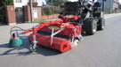 Zamiatarka z koszem 600/1500 do wózka widłowego, ładowarki - 1