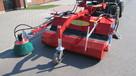 Zamiatarka z koszem 600/1500 do wózka widłowego, ładowarki - 6