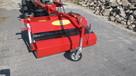 Zamiatarka z koszem 600/1500 do wózka widłowego, ładowarki - 2