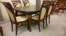 Krzesło tapicerowane do salonu restauracji Producent Nowe - 3
