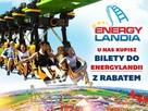 U nas kupisz bilety do Energylandii z rabatem